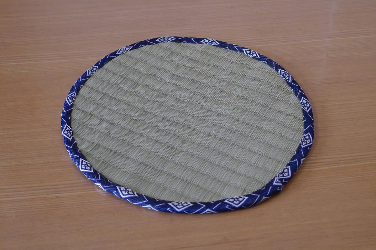 円満鍋敷き
